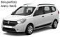 Lodgy    Comfort TCe 100, 5-Sitzer, Klima, Nebel, Radio, ZV-fern...