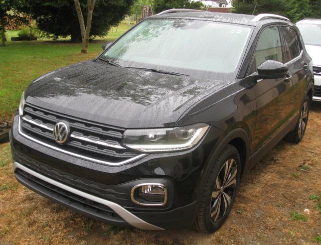 "Lagerfahrzeug Volkswagen T-Cross - Design 1.0 TSi 115 PS, LED, Keyless, App-Connect, Sitzheizung, Kamera, Einparkhilfe, ACC, Nebel, Alus 17"".."