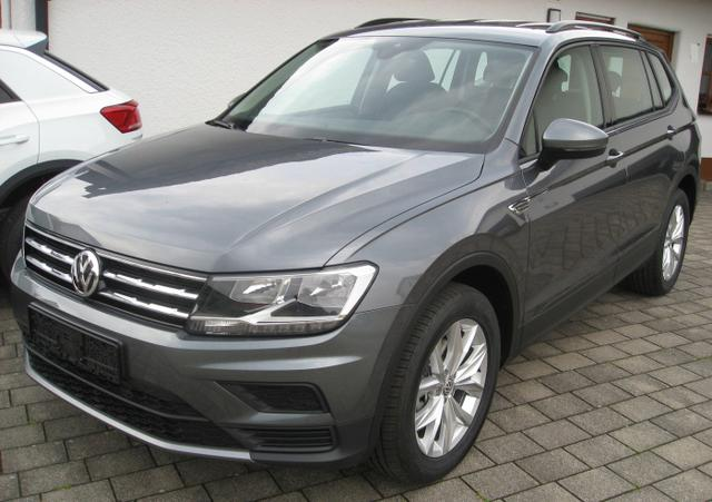 Volkswagen Tiguan Allspace - Trendline 2.0 TDi 150 PS, 6-Gang-Schaltgetriebe