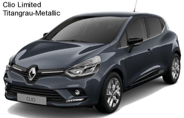 Renault Clio - Limited Navi, Alus, Klimaautomatik...