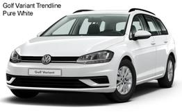 Golf Variant - Trendline 1.0 TSI 115 PS, LED, App-Connect, Alus, Einparkhilfe...