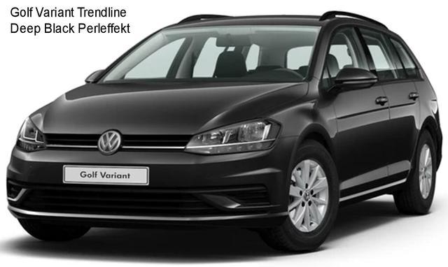Volkswagen Golf Variant - Trendline 1.0 TSI 115 PS, LED, App-Connect, Alus, Einparkhilfe...