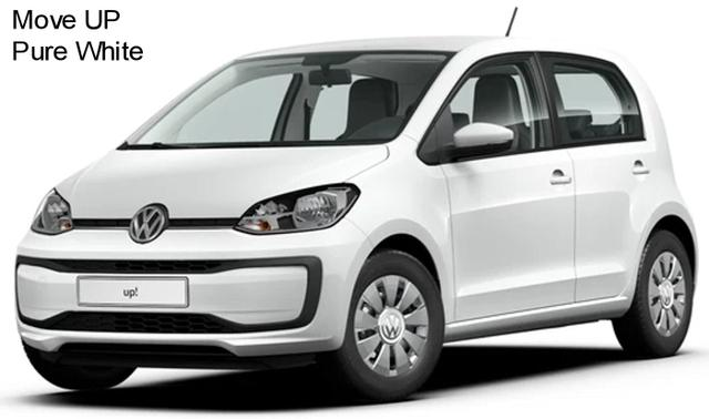 Volkswagen up! - Move 1.0 60 PS, 5-Türer