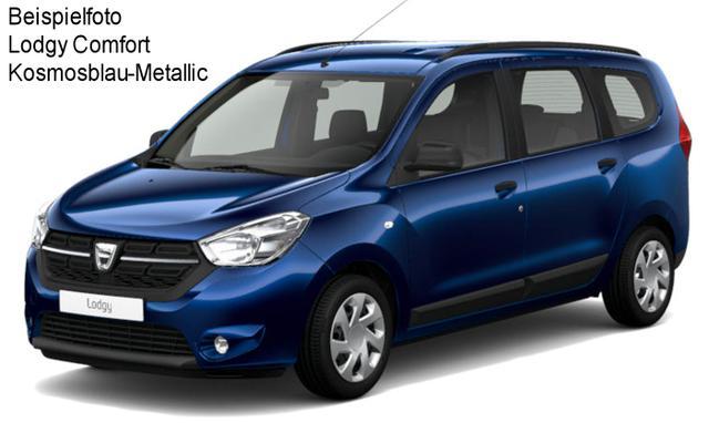 Bestellfahrzeug, konfigurierbar Dacia Lodgy - Comfort dCi 115, 7-Sitzer, Klima, Nebel, Radio, ZV-fern...