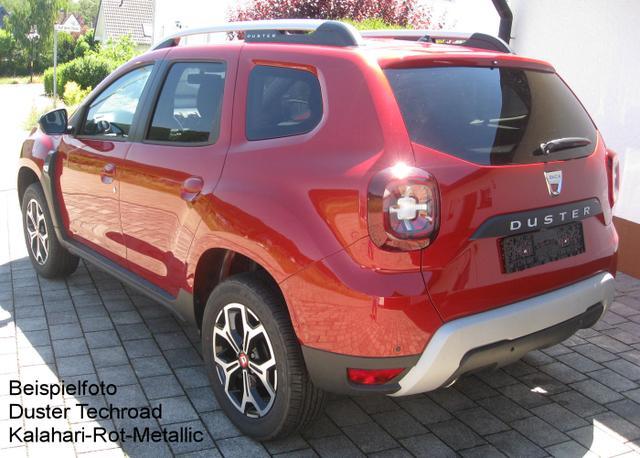 Vorlauffahrzeug Dacia Duster - Prestige dCi 115 Allrad, Navi, Kamera, Klimaautomatik, Sitzheizung....
