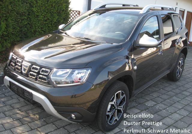 Vorlauffahrzeug Dacia Duster - Prestige TCe 150, Navi, Klima, Einparkhilfe..