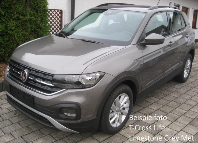 Volkswagen T-Cross City 1.0 TSi 115 PS 6-Gang, 5 Jahre, Garantie, Klima, Radio...