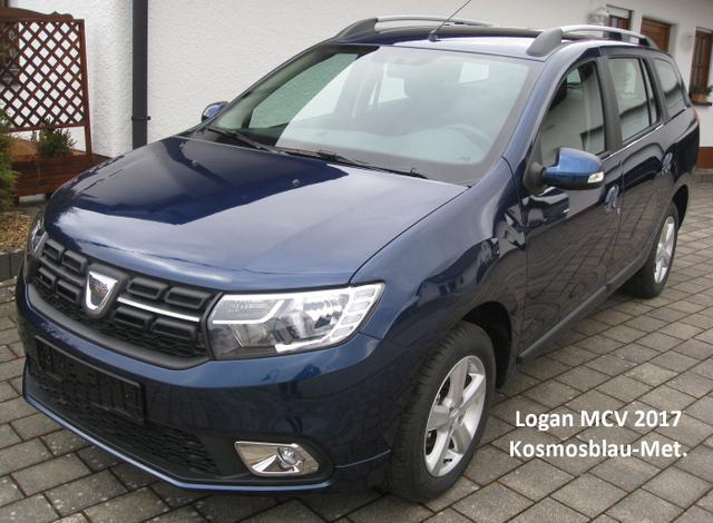 Vorlauffahrzeug Dacia Logan MCV - Stepway Prestige TCe 90, Navi, Klima, Rückfahrkamera, EU-Karten, Ersatzrad...