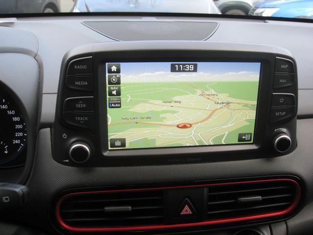 "Hyundai Kona Sport 1.0 T-Gdi 120 PS, Navi, DAB+, Teilleder, Sitz- u., Lenkradheizung, Kamera, 18"" Alu´s..."