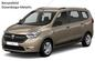 Lodgy    Comfort TCe 100, 7-Sitzer, Navi, Einparkhilfe, Ersatzrad, Klima, Nebel, Radio, ZV-fern...