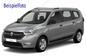 Lodgy    Comfort TCe 100, 5-Sitzer, Metallic, Einparkhilfe, Ersatzrad..