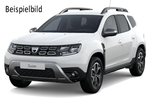 "Vorlauffahrzeug Dacia Duster - Prestige TCe 100 LPG Klimaautomatik - Look-Paket, Navi, Blind Spot, Alus 17"", Einparkhilfe, 4 x el. FH, Lederlenkrad, Tempomat..."