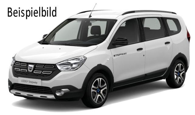 Vorlauffahrzeug Dacia Lodgy - Celebration dCi 115, 7-Sitzer, Sitzheizung - Navi inkl. Radio, Klima, Einparkhilfe, Tempomat, Nebel, ZV-fern...