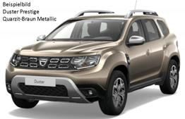Duster - Prestige dCi 115 Allrad, Metallic, Multiviewkamera, Klimaautomatik, Ersatzrad, Navi, Bluetooth, Tempomat, Nebel, ZV-fern...