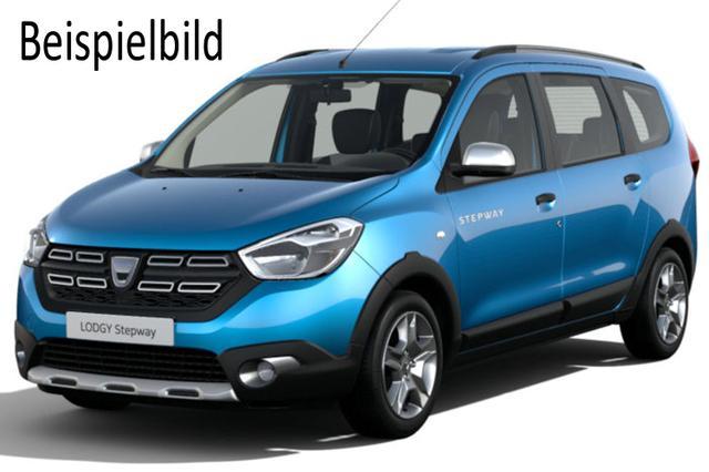 Vorlauffahrzeug Dacia Lodgy - Stepway dCi 115, 7-Sitzer, Navi, Kamera, Sitzheizung, Klima, Nebel, Radio, ZV-fern...