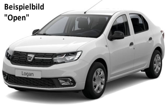 Bestellfahrzeug, konfigurierbar Dacia Logan - Open SCe 75, Radio, Nebelscheinwerfer, ZV-fern...