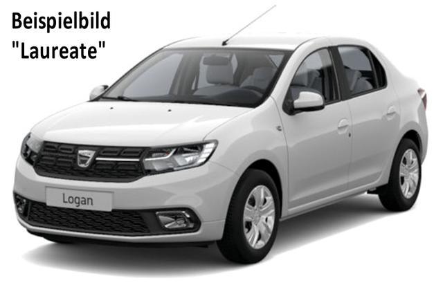 Bestellfahrzeug, konfigurierbar Dacia Logan - Laureate SCe 75, Klima, Radio, Nebelscheinwerfer, ZV-fern...
