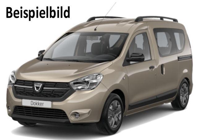 Vorlauffahrzeug Dacia Dokker - Comfort TCe 100, Klima, Nebel, Radio, Ersatzrad, Einparkhilfe, Dachreling....