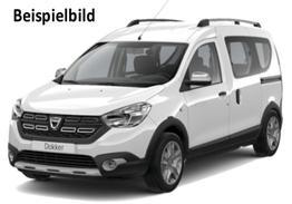 Dokker - Stepway TCe 130, SUV-Look, Dachreling, Tempomat, Schiebetüren re. u. li., Klima, Radio...
