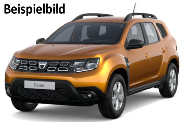 Vorlauffahrzeug Dacia Duster - Comfort TCe 100 LPG Autogas, Navi, Einparkhilfe, Klima, Bluetooth, Tempomat, Nebel, ZV-fern...