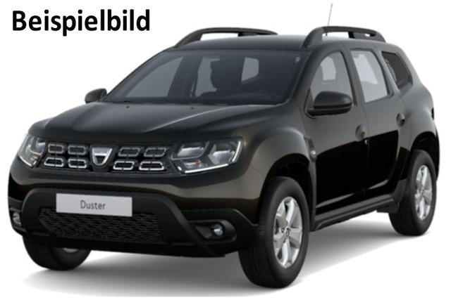 Vorlauffahrzeug Dacia Duster - Essential TCe 130, Klima, Ersatzrad, Nebelscheinwerfer, Sitzheizung, Metallic, Radio, Bluetooth, Dachreling, Bordkomputer, el. FH, ZV-fern