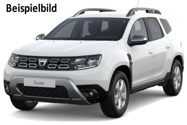 Vorlauffahrzeug Dacia Duster - Comfort dCi 115 Allrad, Navi, Look-Paket, EPH mit Kamera, Alus - Klima, 4xel. FH, Radio, Bluetooth, Tempomat, Nebel, ZV-fern...