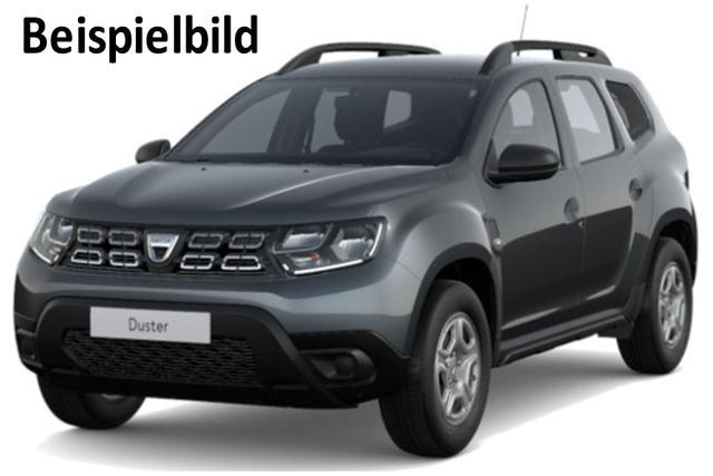 Vorlauffahrzeug Dacia Duster - Essential TCe 130, Einparkhilfe, Ersatzrad, Nebelscheinwerfer, Bluetooth, Dachreling, Bordkomputer, el. FH, ZV-fern