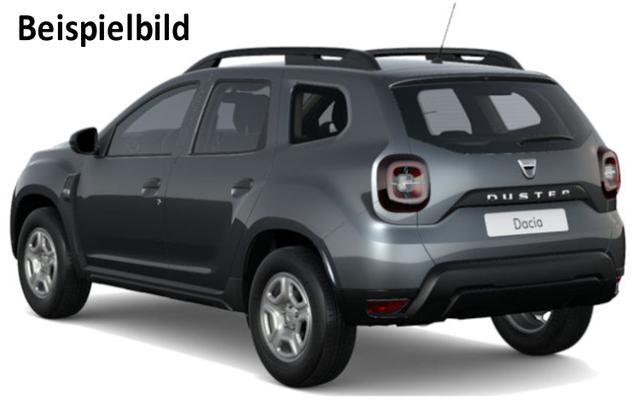 Vorlauffahrzeug Dacia Duster - Essential TCe 100 Metallic, Klima, Einparkhilfe, Ersatzrad - Serie noch Radio, Bluetooth, Dachreling, Bordkomputer, el. FH, ZV-fern...