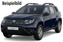 Duster - Comfort TCe 100 Einparkhilfe, Ersatzrad, Klima, Bluetooth, Tempomat, Nebel, ZV-fern...