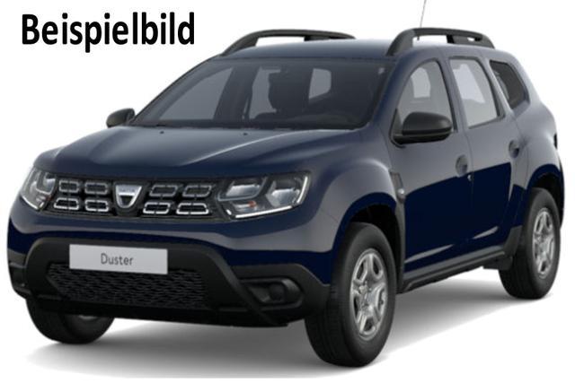 Vorlauffahrzeug Dacia Duster - Comfort TCe 100 Einparkhilfe, Ersatzrad, Klima, Bluetooth, Tempomat, Nebel, ZV-fern...