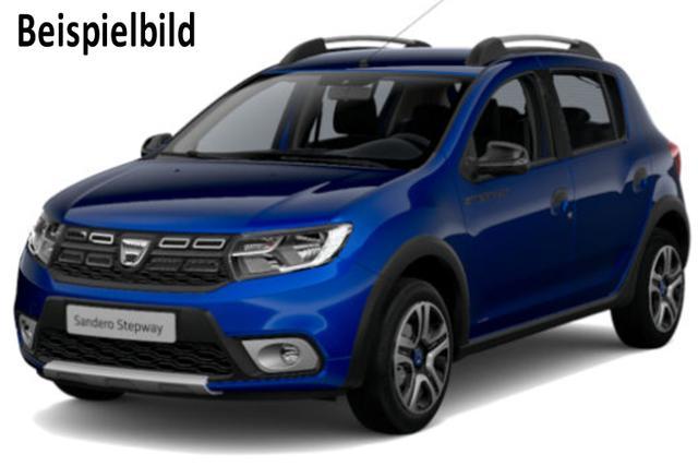 Vorlauffahrzeug Dacia Sandero - Stepway Prestige TCe 90, Rückfahrkamera, Ersatzrad, Klimaautomatik, Navi...