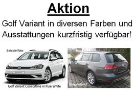 Golf Variant - Trendline 1.0 TSi 115 PS, LED, App-Connect, Parkpilot...