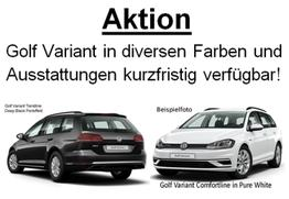 Golf Variant - Trendline 1.5 TSi 130 PS, LED, App-Connect, Parkpilot...