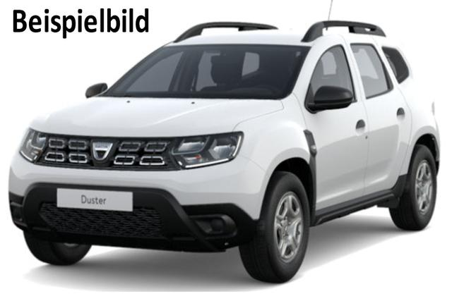 Vorlauffahrzeug Dacia Duster - Comfort TCe 130 Allrad, Klimaautomatik, Einparkhilfe, Sitzheizung, Ersatzrad, Radio, Bluetooth, Dachreling, Bordkomputer, 4 x el. FH, ZV-fern