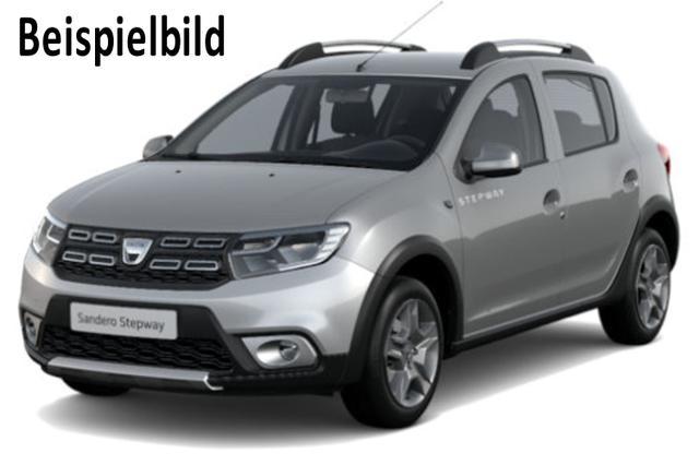 Vorlauffahrzeug Dacia Sandero - Stepway Prestige dCi 95, Navi, Klimaautomatik, Rückfahrkamera, Ersatzrad, 4x el. FH, Tempomat, Radio, Nebelscheinwerfer...