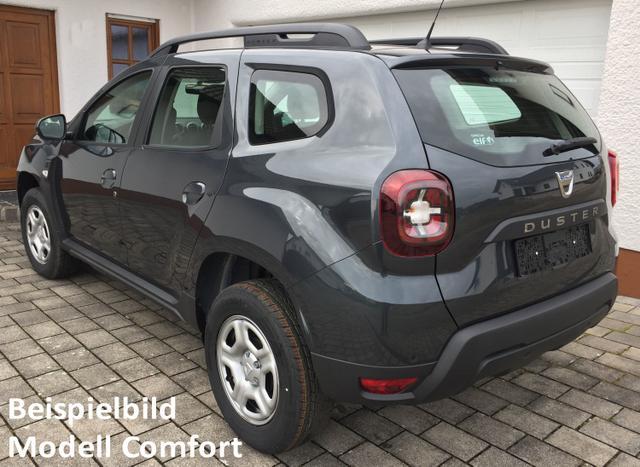 Bestellfahrzeug, konfigurierbar Dacia Duster - Comfort dCi 115 Allrad, Klima, 4xel. FH, Radio, Bluetooth, Tempomat, Nebel, ZV-fern...