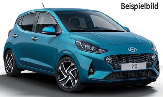 Vorlauffahrzeug Hyundai i10 - Access neues Modell