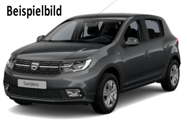 Vorlauffahrzeug Dacia Sandero - Comfort TCe 100 LPG, Metallik, Einparkhilfe, 4x el. FH - Klima, Radio, ZV-fern..