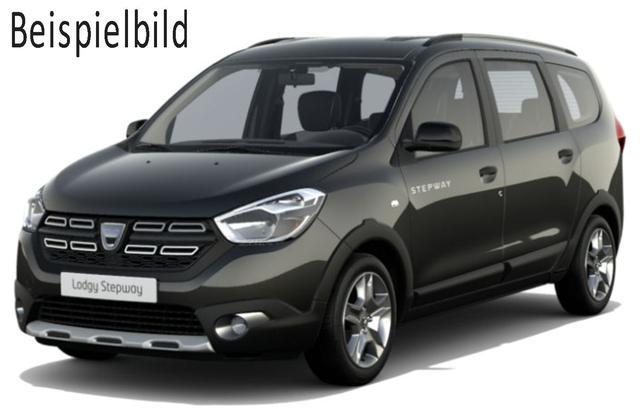 Vorlauffahrzeug Dacia Lodgy - Celebration dCi 115, 7-Sitzer, Metallic, Sitzheizung, Rückfahrkamera - Navi inkl. Radio, Klima, Einparkhilfe, Tempomat, Nebel, ZV-fern...