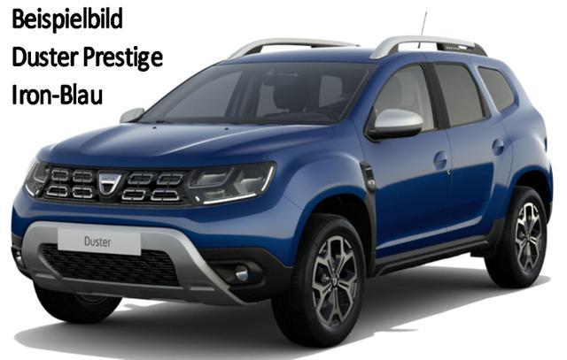 "Vorlauffahrzeug Dacia Duster - Look TCe 100 LPG, Metallic, Sitzheizung, Keycard - Radio, Klima, Alus 17"", dunkle Scheiben..."