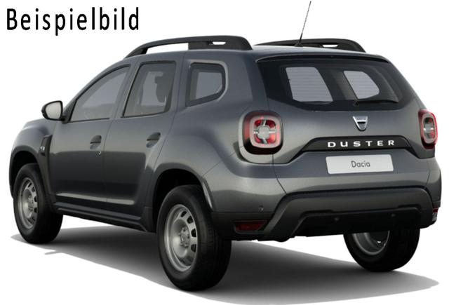Vorlauffahrzeug Dacia Duster - Comfort TCe 100 LPG, Netallic, Sitzheizung, Einparkhilfe - Alus, Klima, 4xel. FH, Radio, Bluetooth, Tempomat, Nebel, ZV-fern...