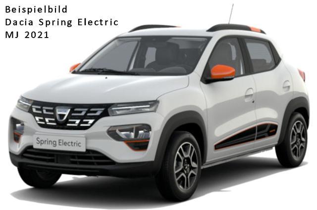 Bestellfahrzeug, konfigurierbar Dacia Spring - Comfort Plus Metallic, Navi, Rückfahrkamera, Einparkhilfe, Ersatzrad...