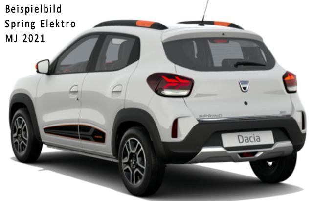 Bestellfahrzeug, konfigurierbar Dacia Spring - Comfort Radio DAB