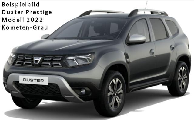 Vorlauffahrzeug Dacia Duster - Prestige TCe 150 Automatik neues Modell mit absoluter Vollausstattung, mehr geht nicht!