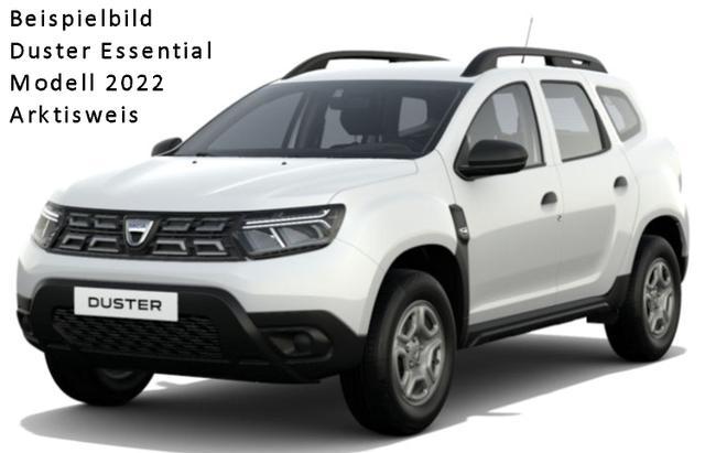 Bestellfahrzeug, konfigurierbar Dacia Duster - Essential TCe 100 LPG neues Modell, Radio, Dachreling, ZV-fern, el. Fensterheber, Lichtsensor, Bordcomputer...