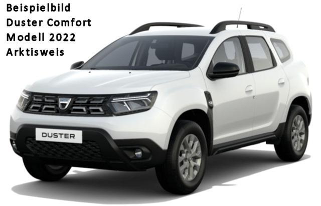 Bestellfahrzeug, konfigurierbar Dacia Duster - Comfort TCe 130 neues Modell, Klimaanlage, Media Display, Einparkhilfe, Tempomat, Alus, Nebel...