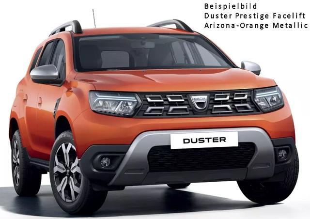 Bestellfahrzeug, konfigurierbar Dacia Duster - Prestige TCe 150 Automatik neues Modell, Sitzheizung, Rückfahrkamera, Blind Spot, Navi, Klimaautomatik...