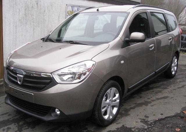 Dacia Lodgy - Essential SCe 100 7-Sitzer