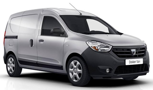 Vorlauffahrzeug Dacia Dokker - Express TCe 100, Klima, Radio, ZV-fern, el. FH, Ersatzrad...