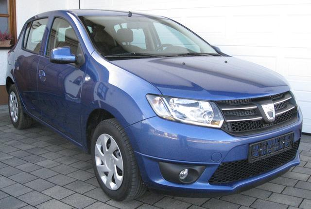 Dacia Sandero - Comfort SCe 75, Bluetooth, Klima..